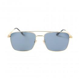 نظارة شمسية,ماركة fred, موديل 40019U-30V-60,للرجال,مربع,إطار مزيج من الالوان, عدسات الازرق,خليط معدني