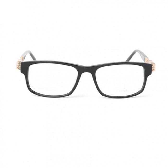نظارة طبية ,ماركة CHARRIOL, موديل fr-7515-53-c1,للجنسين,وايفير,إطار اسود, عدسات بني,متعددة