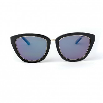 نظارة شمسية,ماركة LAMBORGHINI-Y20, موديل 559-52,للنساء,كبير جدا,إطار اسود, عدسات اسود,خليط معدني