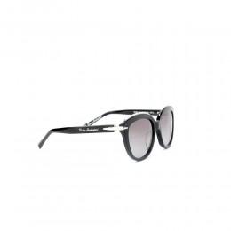نظارة شمسية,ماركة LAMBORGHINI-Y20, موديل 557-52,للنساء,الفراشة,إطار اسود, عدسات اسود,متعددة
