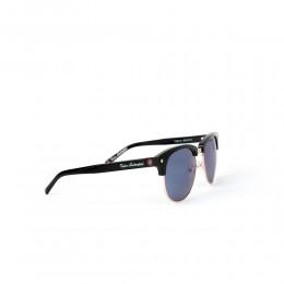 نظارة شمسية,ماركة LAMBORGHINI-Y20, موديل 566-53,للجنسين,سميك من الاعلي,إطار اسود, عدسات الازرق,متعددة