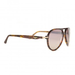 نظارة شمسية,ماركة bentley,موديل 9301,للجنسين,افييتور,مزيج من الالوان,ضد الاشعة فوق البنفسجية,لون العدسة بني,اسيتات