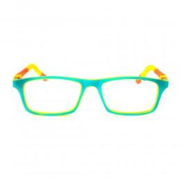 نظارة طبية ,ماركة xy,موديل R4520,للاطفال ,وايفير,مزيج من الالوان,ضد الضباب,لون العدسة شفاف,خليط معدني