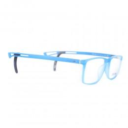 نظارة طبية ,ماركة kool kids,موديل HV7044,للاطفال ,مستطيل,الازرق,ضد الضباب,لون العدسة شفاف,اسيتات