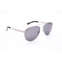 نظارة شمسية ماركة LAMBORGHINI . موديل 540-66 عدسات فضي . عاكسة . خامة متعددة . اطار سيلفر