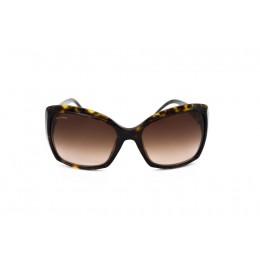 نظارة شمسية ، ماركة BVLGARI ، موديل 8133 ، نسائي ، لون الإطار بني ، شكل الإطار مربع ، الخامات بلاستيك ، نوع العدسة حماية من الأشعة فوق البنفسجية ، لون العدسة بني