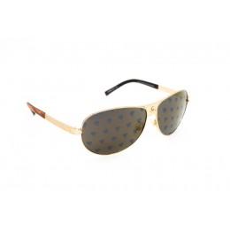 نظارة شمس ، ماركة CAVALLO BIANCO ، موديل 8898 ، للجنسين ، لون الإطار ذهبي ، شكل الإطار بيضاوي ، الخامات مزيج معدني ، نوع العدسة معكوسة ، لون العدسة ذهبي