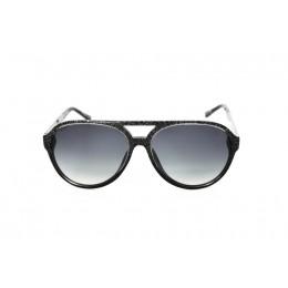 نظارة شمسية ، ماركة CAVALLO BIANCO ، موديل 8910 ، للنساء ، لون الإطار أسود ، إطار طيار ، مواد بلاستيكية ، نوع العدسة حماية من الأشعة فوق البنفسجية ، لون العدسة أسود