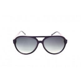 نظارة شمسية ، ماركة CAVALLO BIANCO ، موديل 910 ، للنساء ، لون الإطار أرجواني ، إطار طيار ، مواد بلاستيكية ، نوع العدسة حماية من الأشعة فوق البنفسجية ، لون العدسة أسود
