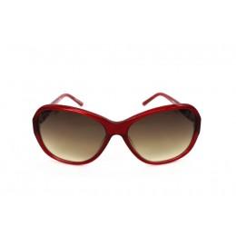 نظارة شمسية ، ماركة CAVALLO BIANCO ، موديل 8911 ، للنساء ، لون الإطار زهري ، شكل الإطار الفراشة ، الخامات البلاستيكية ، نوع العدسة للحماية من الأشعة فوق البنفسجية ، لون العدسة أسود