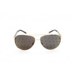 نظارة شمس ، ماركة CAVALLO BIANCO ، موديل 8913 ، للجنسين ، لون الاطار ذهبي ، اطار افياتور ، الخامات خليط معدني ، نوع العدسة مستقطبة ، لون العدسة اسود