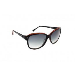 نظارة شمسية ، ماركة CAVALLO BIANCO ، موديل 8914 ، للنساء ، لون الإطار متعدد الألوان ، شكل إطار دائري ، مواد بلاستيكية ، نوع العدسة حماية من الأشعة فوق البنفسجية ، لون العدسة أسود