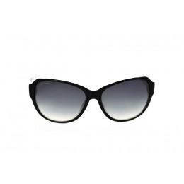 نظارة شمسية ، ماركة CAVALLO BIANCO ، موديل 8916 ، للنساء ، لون الإطار متعدد الألوان ، إطار على شكل فراشة ، مواد بلاستيكية ، نوع العدسة للحماية من الأشعة فوق البنفسجية ، لون العدسة أسود