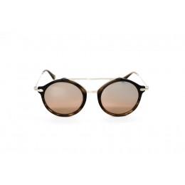 نظارة شمس ، ماركة CAVALLO BIANCO ، موديل 507 ، للنساء ، لون الإطار بني ، شكل الإطار دائري ، الخامات بلاستيك ، نوع العدسة للحماية من الأشعة فوق البنفسجية ، لون العدسة بني