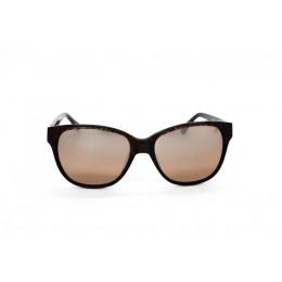 نظارة شمس ، ماركة CAVALLO BIANCO ، موديل 508 ، نسائي ، لون الإطار بني ، إطار شكل فراشة ، مواد بلاستيكية ، نوع العدسة للحماية من الأشعة فوق البنفسجية ، لون العدسة بني