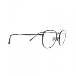 نظارة طبية ,ماركة Giorgio Armani ,موديل 5105J,للجنسين,وايفير , لون اطار فضي ,عدسة شفاف,خليط معدني