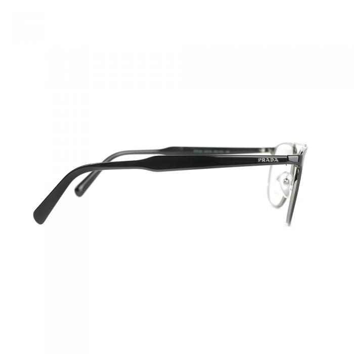 نظارة طبية ,ماركة Prada ,موديل 54XV,للجنسين,وايفير , لون اطار مزيج من الالوان ,عدسة شفاف,خليط معدني