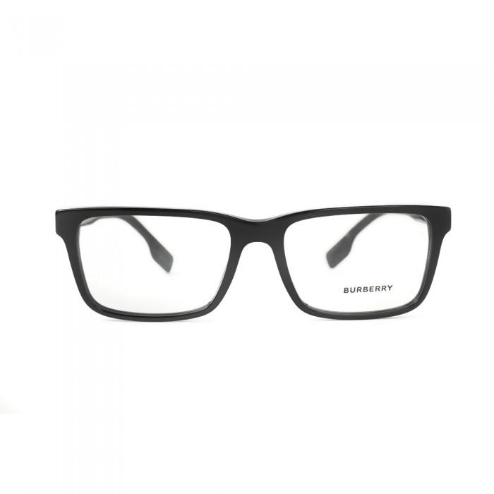 نظارة طبية ,ماركة burberry ,موديل 2320,للجنسين,مستطيل , لون اطار مزيج من الالوان ,عدسة شفاف,اسيتات