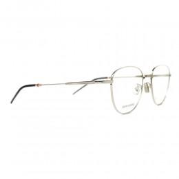 نظارة طبية ,ماركة Dior ,موديل 0238F,للجنسين,مستدير , لون اطار فضي ,عدسة شفاف,خليط معدني