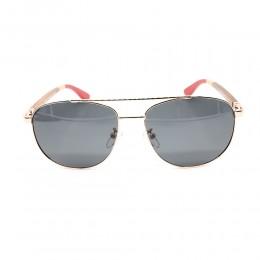 نظارة شمسيه,ماركة EXALT CYCLE موديل  3507, للجنسين, شكل  دائري ,لون  متعدد الألوان,عدسة  طلاء غير لامع, لون العدسة , أسود, .زراع خشب