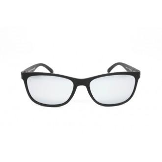 نظارة شمسيه,ماركة EXALT CYCLE موديل  3511,للرجال, شكل  دائري ,لون  أسود,عدسة عاكسة, لون العدسة , رمادي, بلاستيك