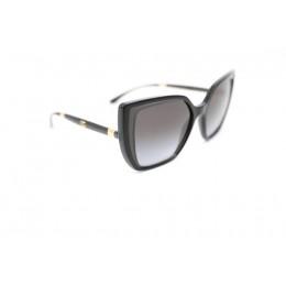 نظارة شمسيه,ماركة DOLCE & GABBANA موديل  6138,للنساء, شكل  الفراشة ,لون  رمادي,عدسة  حماية من الأشعة فوق البنفسجية, لون العدسة , رمادي, بلاستيك