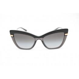 نظارة شمسيه,ماركة DOLCE & GABBANA موديل  4374,للنساء, شكل  الفراشة ,لون  أسود,عدسة  حماية من الأشعة فوق البنفسجية, لون العدسة , أسود, خليط معدني