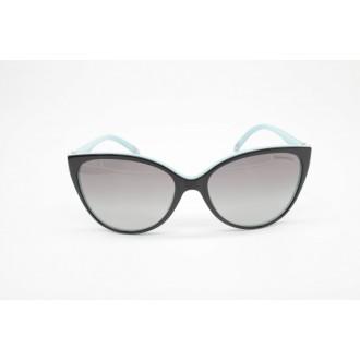نظارة شمسيه,ماركة TIFFANY & CO. موديل  4089B,للنساء, شكل  الفراشة ,لون  متعدد الألوان,عدسة  حماية من الأشعة فوق البنفسجية, لون العدسة , أسود, بلاستيك