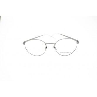 نظارة طبية ,ماركة GIORGO ARMANI موديل  5104, للجنسين, شكل  دائري ,لون  فضي,, خليط معدني
