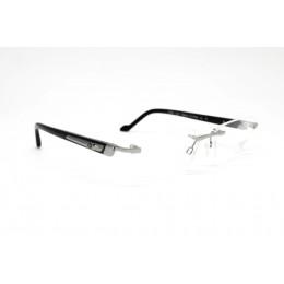 نظارة طبية ,ماركة BENLEY موديل  8027,للرجال, شكل  بدون إطار ,لون  رمادي,, تيتانيوم
